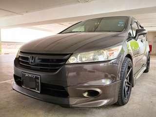 Plasti dip your car 🚗 Plastidip Honda Stream