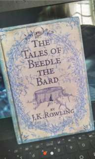 Harry Potter Beedle the Bard By J.K. Rowling