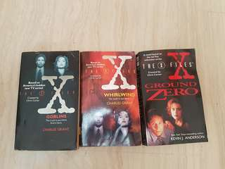 The X Files by Charles Grant