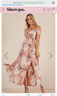Showpo Maxi Dress