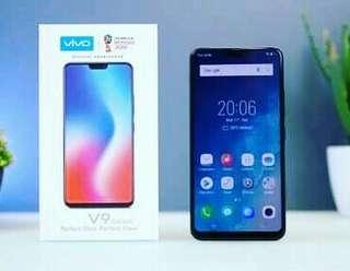 Vivo V9 bisa di kredit juga