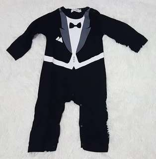 Baby boy formal attire.