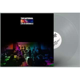 The National - Boxer (Live In Brussels) RSD Vinyl LP Record Store Day Clear