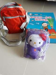 影响孩子一生的情商故事,bag & toy