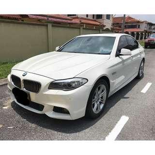 BMW F10 M sport