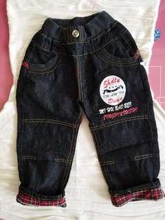 Pants kid seluar budak