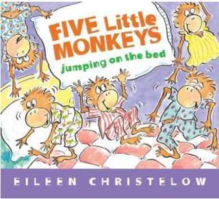 Five little monkeys story