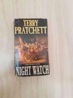 Terry Pratchett Night Watch