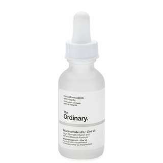 現貨 THE ORDINARY. Niacinamide 10% + Zinc 1%