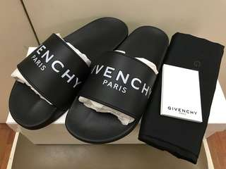 Brand New Givenchy Slides