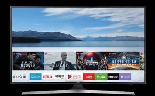 Kredit TV Samsung LED 40 Inch UHD gak ribet kok proses nya