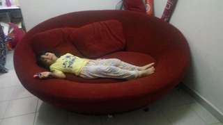 Single Big Sofa