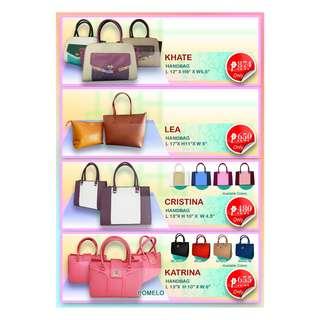 lucas and zinnia bags