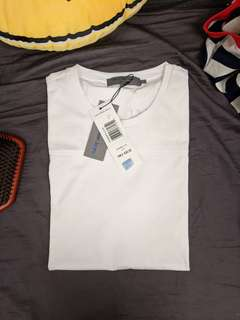 CK Jeans White Tee