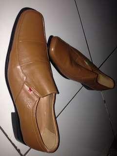 Pantofel Merk Kickers   Original Leather