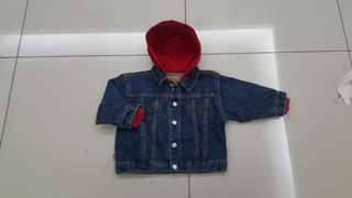 LEVIS Baby Boy Denim Jacket