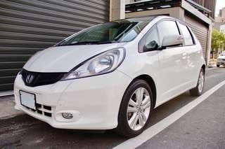 2011 Honda FIT S版 1.5L 白