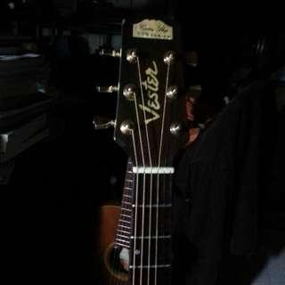 韓國 vester 電木吉他(已降價,不含運)