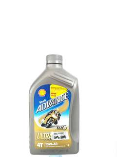 Motor Oil Shell advance (ultra) 1L