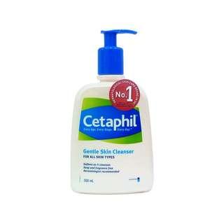 Limited Offer!!! Cetaphil Gentle Skin Cleanser 500ml