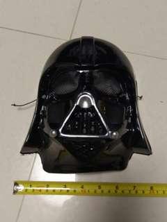 星球大戰 star wars 黑武士 Darth Vader 面具 cosplay