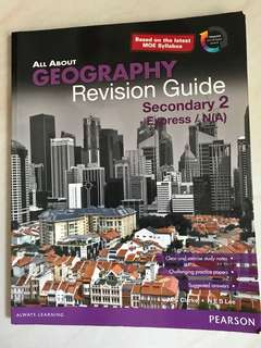 Geography revision guide Sec 2