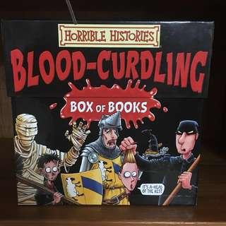 Horrible history box set