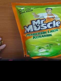 New Mr. Muscle Pembersih Keramik (Uk. Besar)