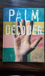 PALM DECODER BY TRE McCAMLEY