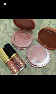 Tarte Lip Gloss and Blush