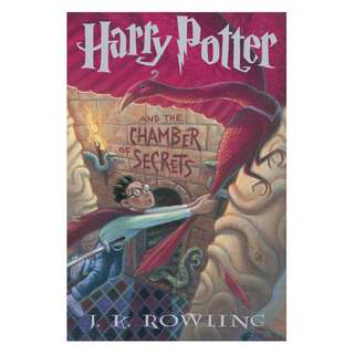 E-book English Novel - Harry Potter and the Chamber of Secrets (Harry Potter, #2) by J.K. Rowling