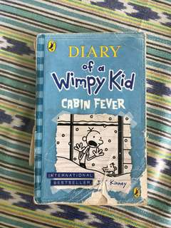 Cabin Fever - Diary Of A Wimpy Kid