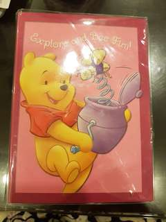 Winnie The Pooh Notebook Planner Journal