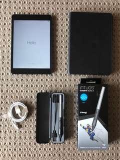 iPad mini 2 & Intuos Creative Stylus 2 bundle