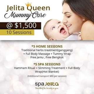 Jelita Queen Mummy Care