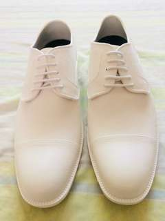 Easy Soft Rome Formal Shoes (White)