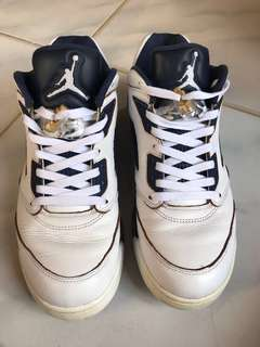 Jordan 5 Low Dunk From Above