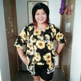 Thailand 🌻top+ jacket