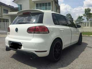 VW GOLF 1.4 TSI MK6 for Sambung Bayar