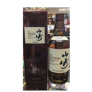 山崎NAS 單一威士忌 700ml Suntory-yamazaki-nas-whisky