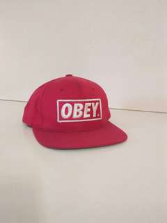 Obey Cap Snapback