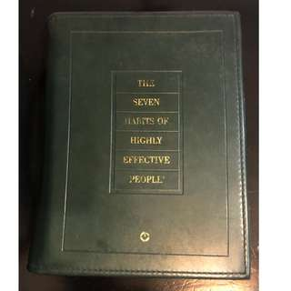 C281 BOOK - THE SEVEN HABITS OF HIGHLY EFFECTIVE PEOPLE