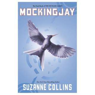 E-book English Novel - Mockingjay (The Hunger Games, #3) by Suzanne Collins