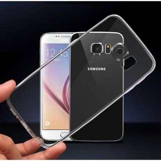 Samsung Transparent Soft TPU Case