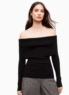 Aritzia Wilfred Croquis Sweater xs