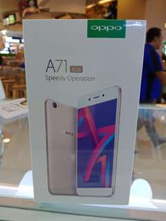 Oppo A71 2018 & A71 3gb