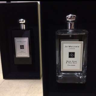 Jo Malone Wood Sage Sea Salt & Oud Bergamot