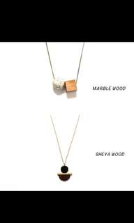 [PO] Korean Design Necklaces