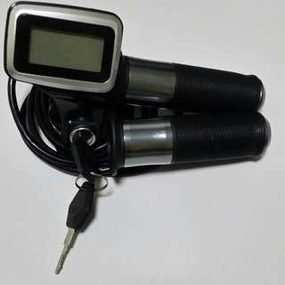 escooter ebike throttle