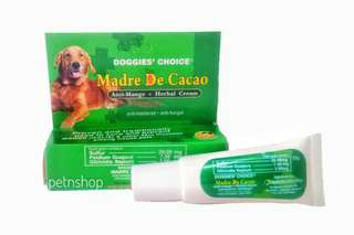 Doggies Choice Madre De Cacao Cream